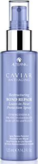 CAVIAR Anti-Aging Restructuring Bond Repair Leave-in Heat Protection Spray, 4.2-Ounce