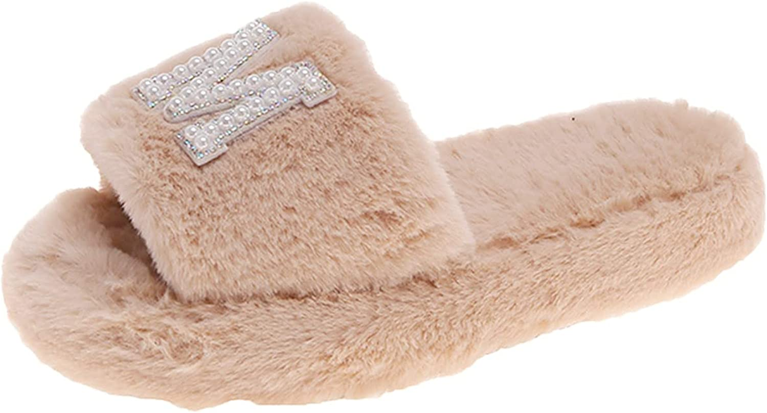Comfy Open Toe House Slippers For Slides Lad Women Large Max 67% OFF special price Womens Indoor