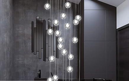Amazon Fr Cage Descalier Lustres Eclairage De Plafond