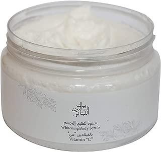 Bayt Al Saboun Al Loubnani Whitening Vitamin C Body Scrub, 300 Gm