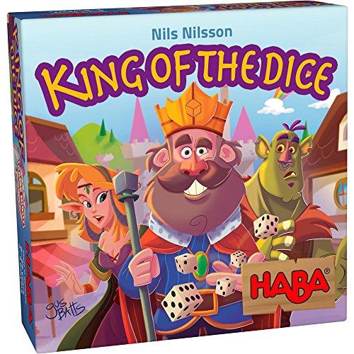 HABA 303590 King of The Dice - Figura Decorativa de Juguete