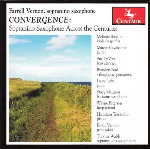 Sopranino Saxophone Across the Centuries by Locatelli