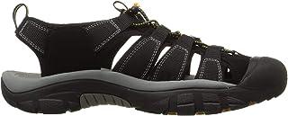 Keen Men's Newport H2 Sandal,Black,16 M US