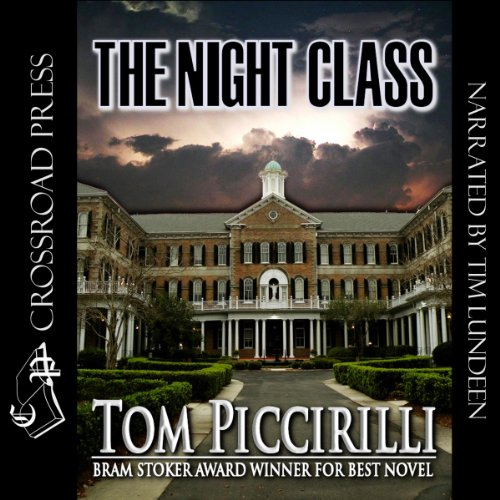 The Night Class cover art