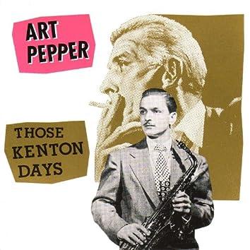 Those Kenton Days