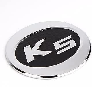 K-165 Chrome Fuel Tank Cap Cover Molding Trim for Kia Optima / K5 2011-2014