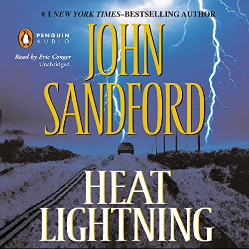 Heat Lightning audiobook cover art