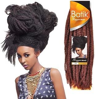 OUTRE Synthetic Hair Braids Batik Reggae Braid (4)
