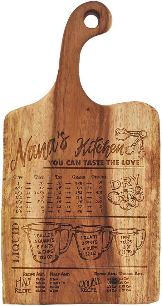 Tuckahoe Hardwoods Walnut Popular popular Cutting with Personalized Board Louisville-Jefferson County Mall Laser