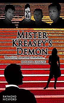 Book cover image for Mister Kreasey's Demon (( Let Storm Clouds Pass series) Book 1)