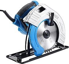 Multi-función de la madera de sierra portátil, 220V 1380W 7 pulgadas de sierra circular portátil máquina de corte de la madera de sierra Power Tools