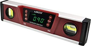 """Calculated Industries 7210 AccuMASTER PRO Digital Torpedo Level and Protractor 