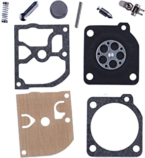 HIPA RB-119 Carburetor Repair Kits Gasket for Sachs Dolmar PS460 PS500 PS510 PS4600 PS5000 PS5100 PS5105