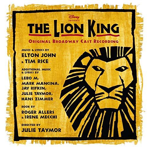 The Lion King: Original Broadway...