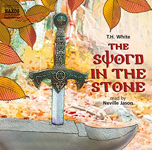 The Sword in the Stone audiobook cover art