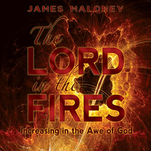 The Lord in the Fires audiobook cover art