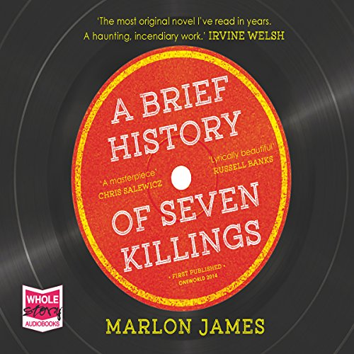 Couverture de A Brief History of Seven Killings