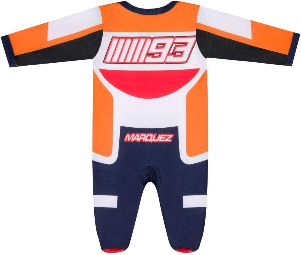 Marc Marquez 93 Multicolor Pijamas Oficiales de MotoGP