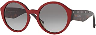 Sunglasses Valentino VA 4047 512311 RED HAVANA