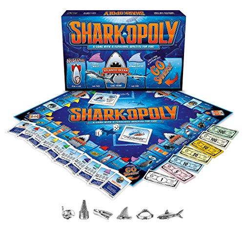 Sharkopoly Game Board