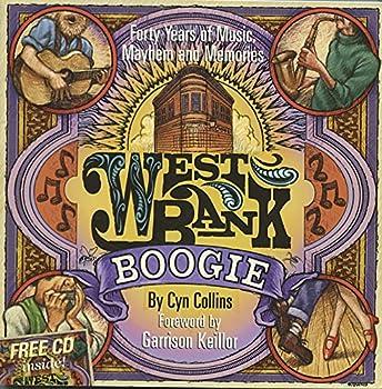 Paperback West Bank Boogie Book