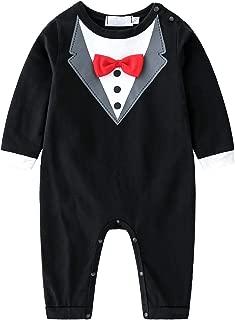 Best baby tuxedo one piece Reviews