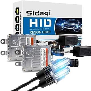 Pas de Scintillement au x/énon hID Ballast//Lampe et de Montage mat/ériau sans Message derreur Akhan Digital 9-32 v 35W cANBUS kit kit dextension hB3 au x/énon 6000 k
