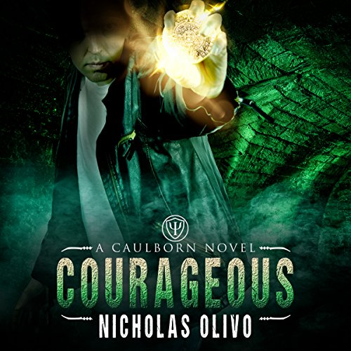 Courageous: Caulborn 7 audiobook cover art