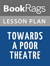 Lesson Plan Towards a Poor Theatre by Jerzy Grotowski