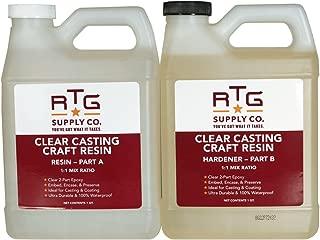 RTG Clear Casting Craft Resin (2-Quart Kit)