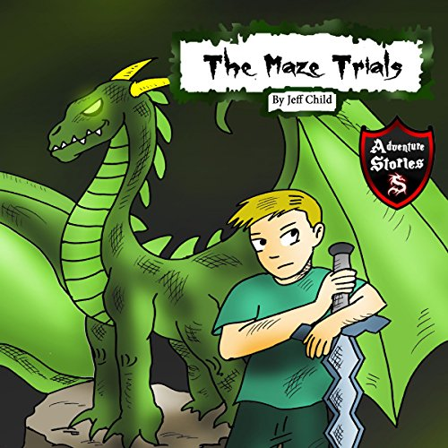 The Maze Trials: Adventures with Dangerous Maze Traps audiobook cover art