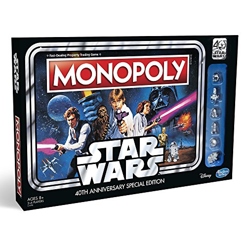 Monopoly: Star Wars Édition Spéciale 40e Anniversaire - 3