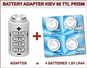 6V HASSELBLAD BATTERY ADAPTER 500 EL 5 Batteries 1,2V // 1,5V AAA ELM ELX