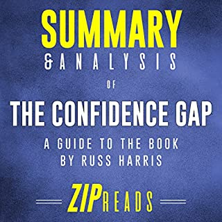 Summary & Analysis of The Confidence Gap cover art