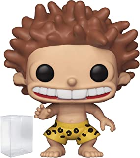Funko Nickelodeon: The Wild Thornberry's - Donnie Pop! Vinyl Figure (Includes Compatible Pop Box Protector Case)
