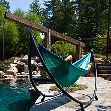 ENO Eagles Nest Outfitters - SoloPod Hammock Stand, Charcoal
