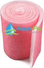 "Aqua-Flo Pond & Aquarium Filter Media, 12"" x 120"" (10 Feet) Long x 1"".."