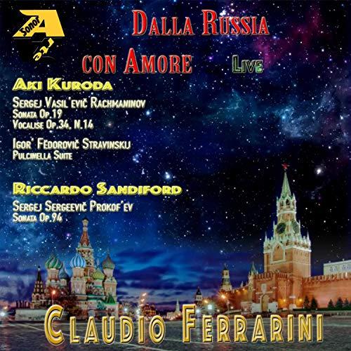Sonata Op.19 in Sol Minore: I. Allegro Scherzando (Arr. For