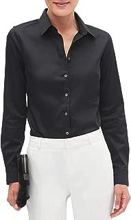 Best banana republic black long sleeve shirt Reviews