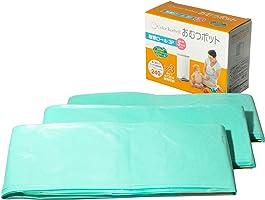 日本育兒 Color Korbell 尿布桶專用替換卷 12米卷 3P 3個 NI-2813