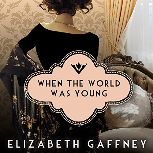 When the World Was Young audiobook cover art