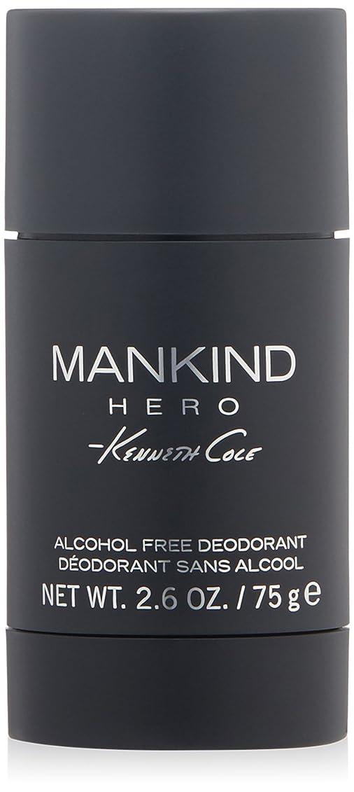 ビルマ標準特別なケネスコール Mankind Hero Deodorant Stick 75g/2.6oz並行輸入品