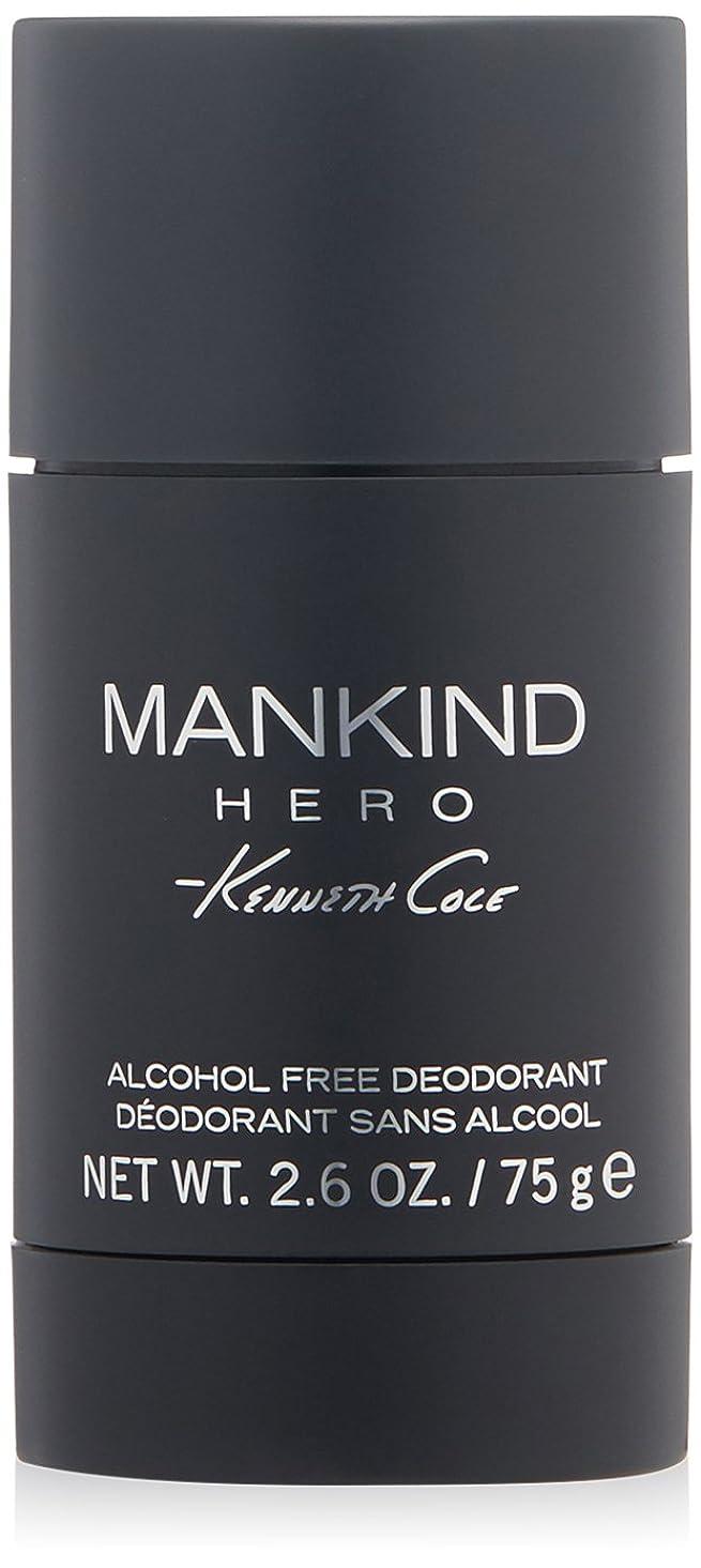 宝戦う無限ケネスコール Mankind Hero Deodorant Stick 75g/2.6oz並行輸入品