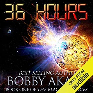 36 Hours audiobook cover art