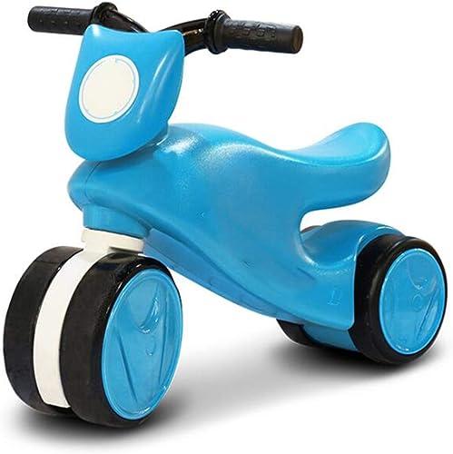 BABIFIS 1-3 Jahre altes Baby Balance Bikes Fahrrad Kinder Walker stumm Rad Schaukel Auto Baby Roller