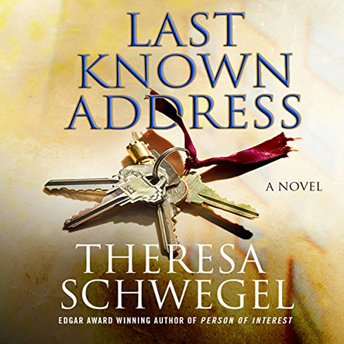 Last Known Address audiobook cover art