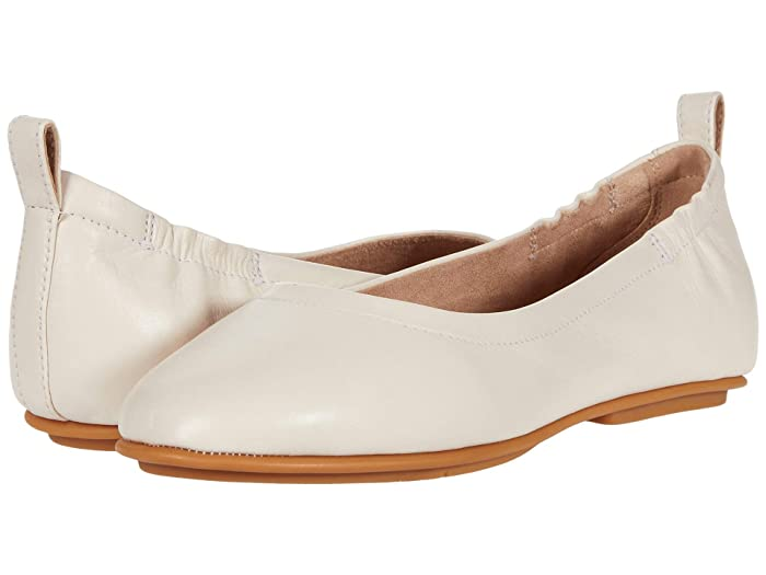 FitFlop  Allegro (Stone) Womens Flat Shoes