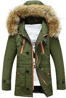 Clearance Sale! Daoroka Unisex Outdoor Fur Wool Fleece Coat Jacket Women Men Warm Autumn Winter Coat Men Long Hood Outwear