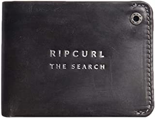 Rip Curl Supply Leather Wallet - Black