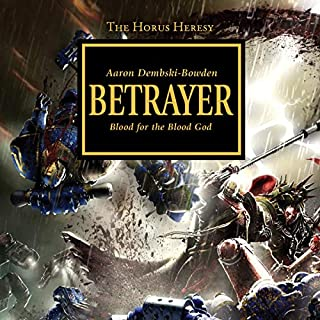 Betrayer cover art